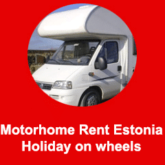 Motorhome Rent Estonia